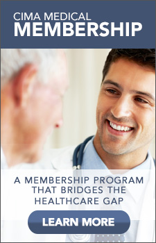 Cima Medical Membership Invitation